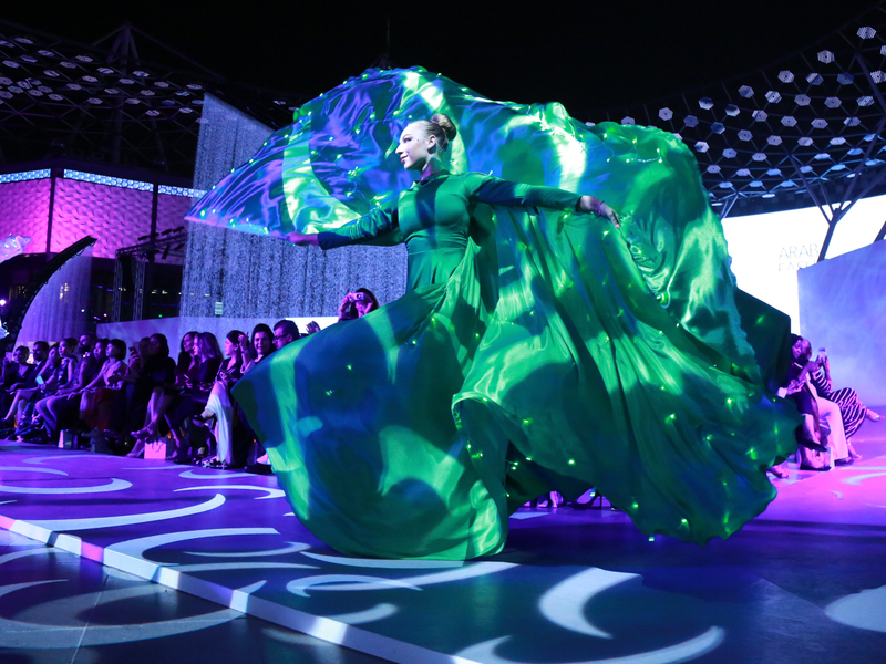 Hala China Launches Dubai Fashion Days