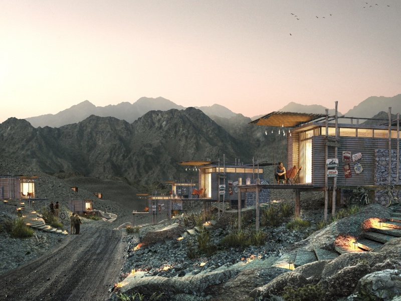 Meraas launches diversified tourism projects in Hatta