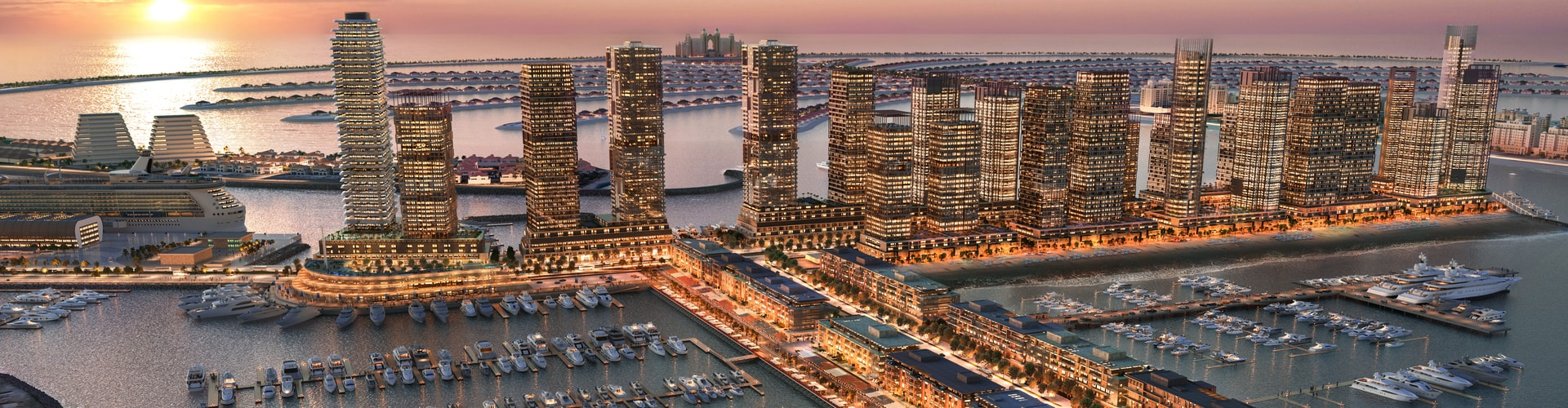 Dubai set to become a global capital for luxury yachts marinas