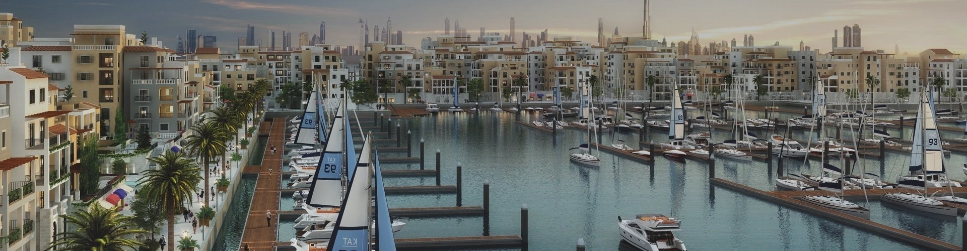 Meraas to highlight residences at Port de La Mer at Cityscape Global 2018