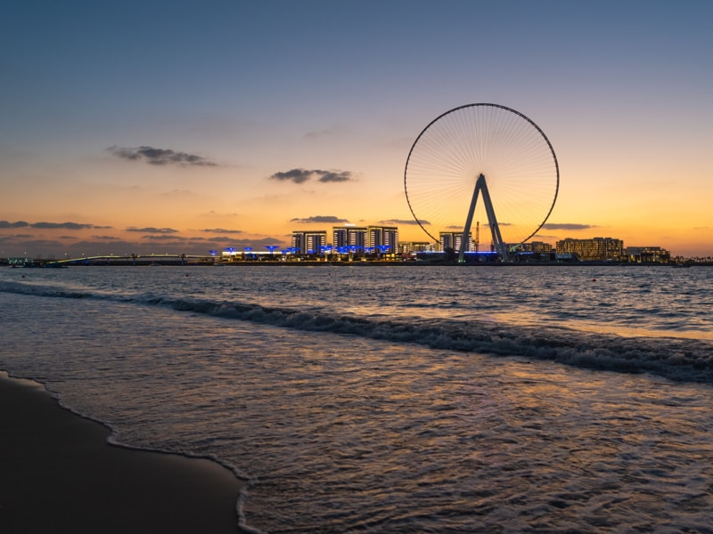 Ain Dubai by Meraas, Bluewaters island, UAE
